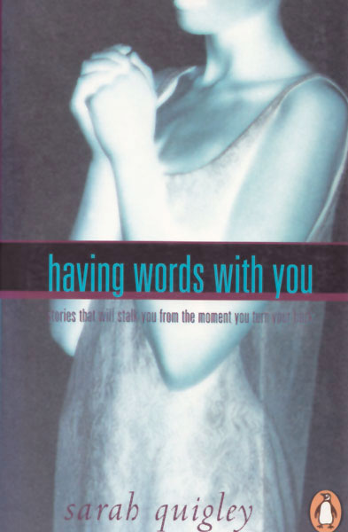 Having Words With You book cover