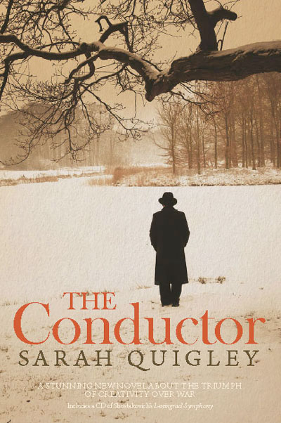 The Conductor book cover